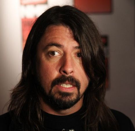 Dave Grohl is a real charmer (Getty Images)