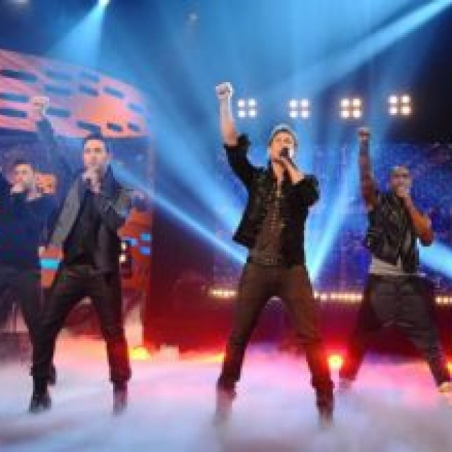 Blue share some home truths about 5ive (Picture: PA)