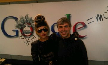 Google goes Gaga: Queen of the Download pops into Search Towers
