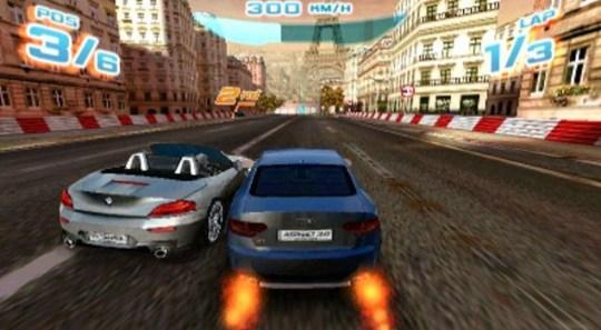 Asphalt 3D (3DS) – the world's worst (and second best) 3D racer