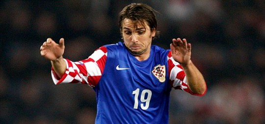 Croatian international Niko Kranjcar