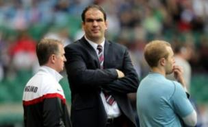 The RFU has wagered £250,000 on Martin Johnson's England to win the 2011 rugby World Cup (PA)
