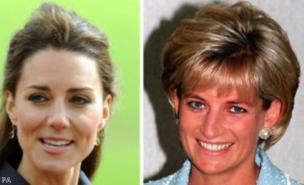 Kate Middleton will follow Princess Diana by omitting the word obey from her royal wedding vows (PA)