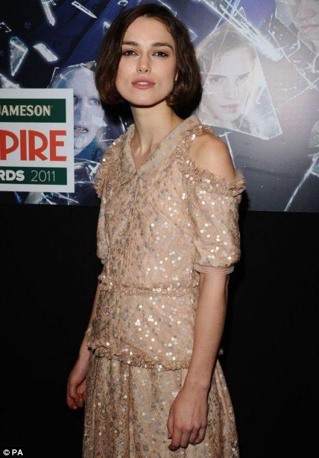 Keira Knightley dating Klaxons singer James Righton? | Metro