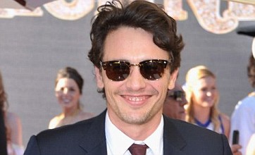 James Franco quits Twitter claiming 'social media is over'