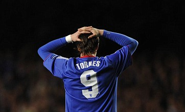 Fernando Torres still hasn't scored as website dedicates