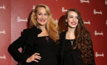 Lizzy Jagger completes family set after copying Jerry Hall Playboy cover