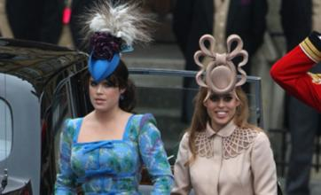 Princess Beatrice's royal wedding hat auctioned on eBay