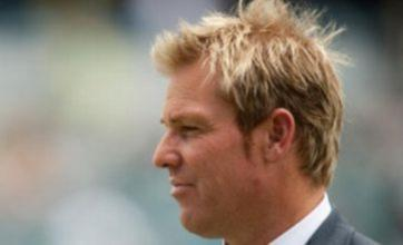 Shane Warne thanks Twitter fans and Liz Hurley as he bows out of cricket