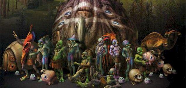 Oddworld: Hand Of Odd - peculiar strategy
