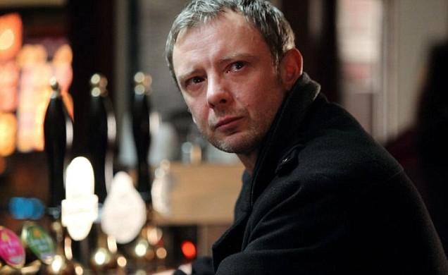 John Simm in BBC1's Exile