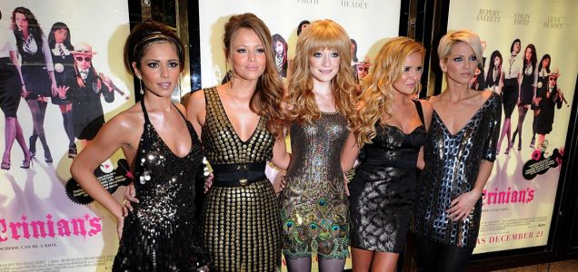 Girls Aloud are set to get back together in 2012 (PA)
