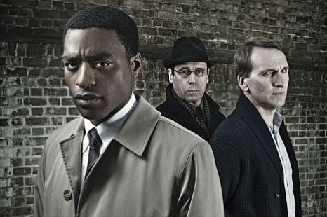 Chiwetel Ejiofor, Stephen Rea and Christopher Eccleston star in The Shadow Line