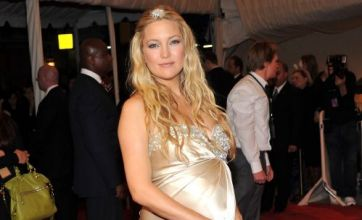 Kate Hudson: I love a British breakfast – but without the beans