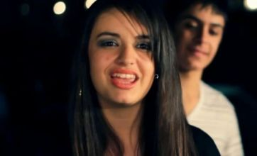 Rebecca Black's Friday cover by Glee emerges on YouTube