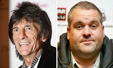 Chris Moyles loses out to Ronnie Wood at Sony Radio Awards
