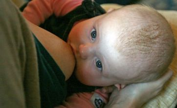 Breastfeeding instead of baby formula 'helps prevent behaviour issues'