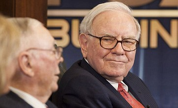 Warren Buffett to join Ricky Gervais in season finale of The Office