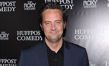Friends star Matthew Perry's life given 'meaning' as he helps drug addicts beat their demons