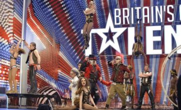 Britain's Got Talent judges watch 'circus freaks' as weird acts flood in