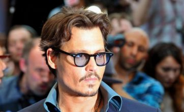 Johnny Depp: Captain Jack Sparrow was inspired by a flirtatious skunk