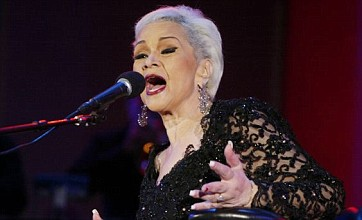 Blues singer Etta James in hospital with blood poisoning