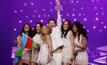 Eurovision trounces Britain's Got Talent in TV ratings battle