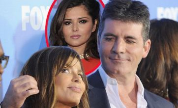Cheryl Cole and Paula Abdul caught in style war at US X Factor bash