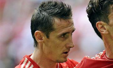 Miroslav Klose 'could join Spurs' if Bayern Munich contract talks falter