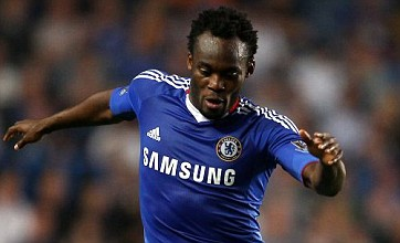 Michael Essien and Samir Nasri 'eyed by AC Milan after Berlusconi pledge'