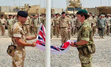 Last British troops withdraw from Iraq