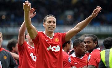 Rio Ferdinand in frame for England return