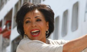 Dame Shirley Bassey wows crowds with spontaneous song on cruise ship