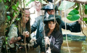 Pirates Of The Caribbean inspires Ridley Scott's miniseries Pyrates