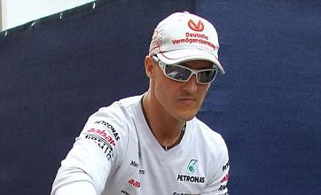 Michael Schumacher denies blocking Lewis Hamilton to aid Sebastian Vettel