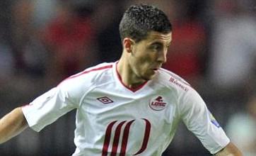 Eden Hazard 'lined up as Samir Nasri replacement' at Arsenal