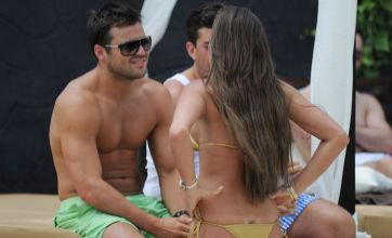 TOWIE's Mark Wright and Arg on the pull in Marbella: Caption Competition