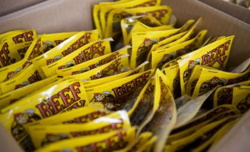 Beef jerky biter arrested for nibbling snacks then putting them back