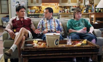 Man threatens to blow up TV station over Two and a Half Men repeats