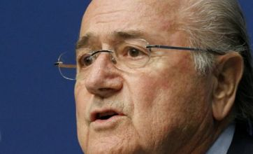 Sepp Blatter shrugs off Fifa bribery scandal: 'Crisis? What is a crisis?'