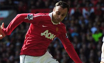 Dimitar Berbatov 'sparks Newcastle and Spurs chase' with Wembley admission