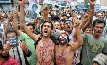 Yemeni capital battle rages on killing 41 people