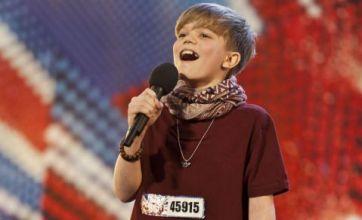 Britain's Got Talent's Ronan Parke 'started path to stardom in Santa hat'