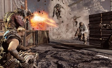 Gears Of War 3 and Horde 2.0 previews at E3