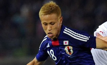 Arsenal and Liverpool alerted as Keisuke Honda slams CSKA Moscow
