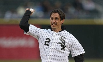 Gary Neville is rubbish at throwing – Chicago White Sox in no hurry to sign ex-Man Utd star