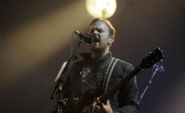 Kings Of Leon steal crown on first day of Isle of Wight Festival 2011