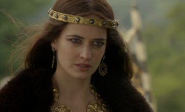 Eva Green dazzles in Camelot