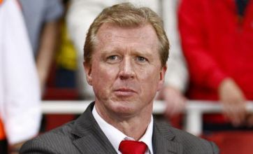 Steve McClaren up for Forest job as Billy Davies is sacked