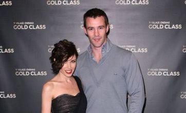 Dannii Minogue's boyfriend Kris Smith: Work pushes us apart